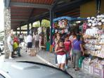 The Artisan Market in nearby El Valle