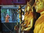 A Wat in Nong Khai
