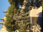 Statue of Paul Riquet