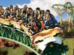 Busch Gardens only about 10min away