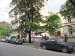 Location walking distanse to Wawel Royal Castle