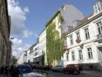 Linienstrasse, the calm street in the middle of vibrant Mitte