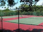 Ke Nani Kai Tennis Court