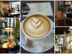 Lomi coffeshop nearby