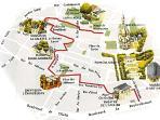 Walk in Montmartre