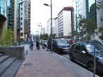 Republica del Salvador street
