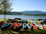 Rocky Point kayak, paddle board and sail boat rentals