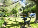 garden area Adeline