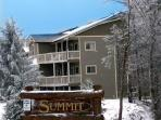 Summit went through an extension remodel with new bigger balconies and decks.