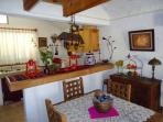 Casa Tilostoc - Dining area