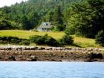 Captain's Cottage on Fernald Point