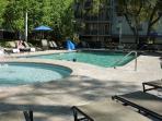 Pool 1 and wading pool