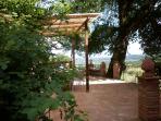 terrace in exclusive