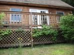Cabin #13 'Logs & Dogs'