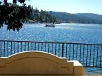 Overlooking Lake Arrowhead