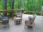 Relax on the Two-level Deck