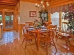 A Mountain Endeavor #282- Living Room Table