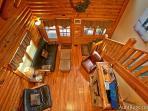 A Mountain Endeavor #282- Living Room