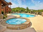 Cozy Bear Cove #288- Outdoor Resort Pool