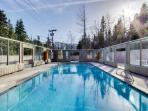 geo-thermal heated pool (heated all year from 80-100 degrees depending on season)