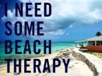 Come enjoy a little beach therapy!