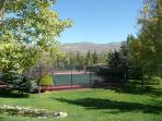 Free Access to Tennis and Pickle Ball Courts Adjacent to the Home
