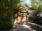 Home Entrance via Secure Court Yard