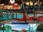 Large Selection of local Resturants and Entainment. Ask us what we Recommend