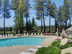 Lake Village Clubhouse:  Heated Pool, Tennis Courts, Hot Tub, Playground Equipment,Firepit