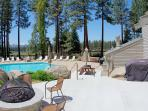 Lake Village Community Clubhouse:  Heated Pool, Tennis Courts, Hot Tub, Playground Equipment,Firepit