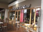 Coffee bean and Japanese restaurant