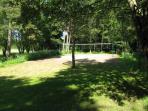 Voleyball court