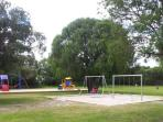 Nearby Park with Picnic Table 350m walk