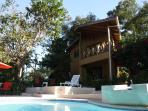 Villa Cocobolo - from the pool
