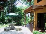 Sitting area Villa Cocobolo