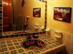 Beautiful Mexican Bathroom