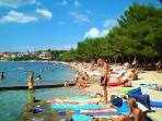 Diklo beach