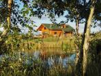 Fly Fishing Cabin on Beautiful Gallatin River