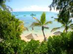 Beach of Bain Boeuf
