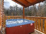 Camelot - hot tub