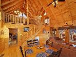 Bear Hug - 2 bedroom cabin rental