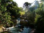 The Tallari River
