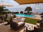 Luxury villa & pool for 6 Gulf of Ajaccio Corsica