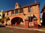 The York Post Office bldg is one of Australia's oldest purpose built still functioning post offices
