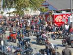Main St. during Bike Week in Daytona