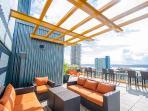 Beautiful Rooftop Deck