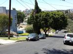 The Street -- many scenic views all around area