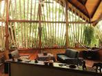 Casa Manglar Guest House main lounge
