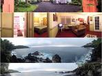 Collage of our cottages