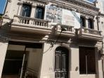 Restored early 20th century Building in Ciudad Vieja